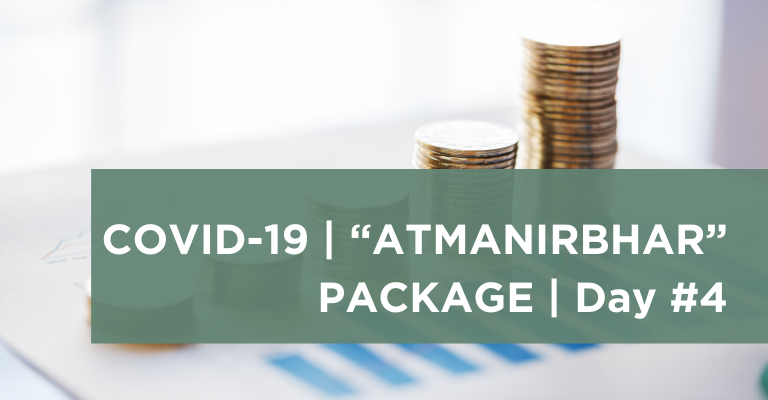 COVID-19 Atmanirbhar Package – (Day 4) – Impact on Vehicle Finance sector